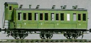 BESENHART DRG B3 i bay coach with brake cab