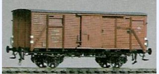 BESENHART DRG G10 covered goods car