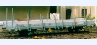 CMF SBB Ks flat car