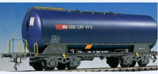 CMF SBB Uacs cement car