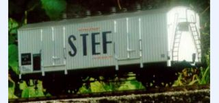 CMF SNCF Fridge car STEF