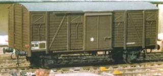 CMF SNCF G3 covered goods car