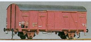 Datstead DB Grs covered goods car