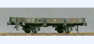 Datstead French PLM/SNCF flat car (low side)