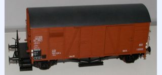 EUROTRAIN DB Gms30 covered goods car