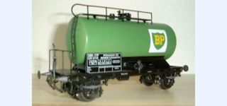 FRISA SBB Tank car   BP