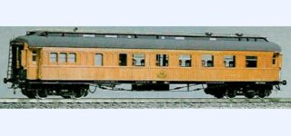 Fulgurex CIWL dining car