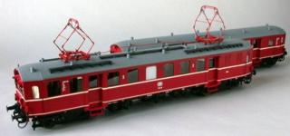 HÜBNER DRG ET85 + ES85 electric rail car