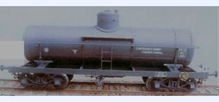 JARRY French PLM TP Tank car