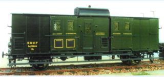 RGLP Baggage car Dq - SNCF
