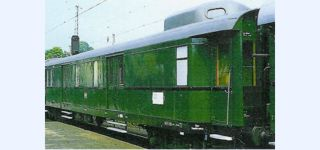 WUNDER DB D4ü-37 Baggage car