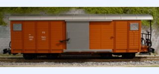 Utz / Fama Swiss FO goods car